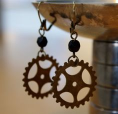 Teen Craft Night: Create awesome Steampunk jewelry with clock pieces, gears, keys, and more – at 6:30 in the Meeting Room on Monday May 6th at Otis Library.