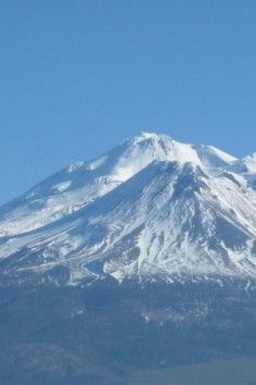 Mount Shasta. Pcs to Bliss