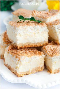 Polish Recipes, Polish Food, Dessert Recipes, Desserts, Cheesecakes, Vanilla Cake, Dead Inside, Cooking, Sweets