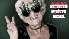 Baddie Winkle, Trill Weed Grandma, Stealing Your Man Since 1928 Funny News Stories, Peach Schnapps, Old Mother, Your Man, Latest Hairstyles, Baddies, Weed, Beautiful Women, People