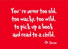 quotes about reading | ... Characters , Cat In The Hat , Quotes About Reading And Imagination