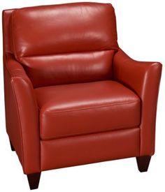 Futura-Bermuda-Futura Bermuda Leather Chair - Jordan's Furniture