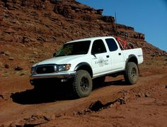 Good details for fender well treatments with larger tires. Toyota 4x4, Toyota Trucks, Toyota Tacoma, Tacoma Wheels, Tacoma Truck, Best Off Road Vehicles, 4x4 Off Road, Bfg, Cool Trucks