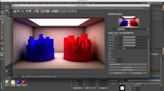 Sam Welker gives us his first impressions on the new Global Illumination mode in Cinema 4D R15 in this video https://vimeo.com/73893681