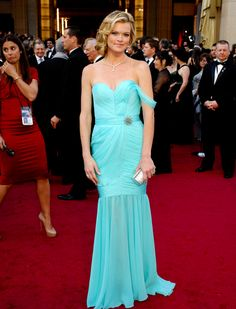 Missi Pyle of The Artist at the Oscars