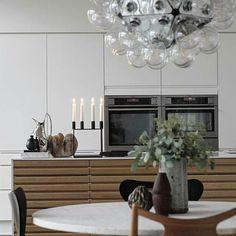 The classy Kubus 8 from @bylassen in the lovely kitchen of @klintdrupp  #ibutikken #kubus8 #bylassen #houzoslo