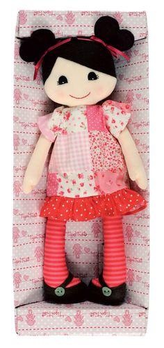 Rag Doll – Rosie