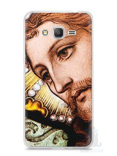 Capa Samsung Gran Prime Jesus #2 - SmartCases - Acessórios para celulares e tablets :)