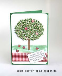 Stampin' Up! Thoughtful Branches (Wald der Worte)