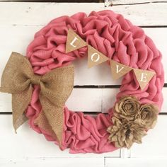 It is very important to follow all Burlap Wreath Care instructions as mentioned in the item description of each listing, and in the photo posted in the listing. It is best to place your wreath inside, or under a covered porch area and away from direct sunlight. ALL BURLAP NATURALLY