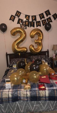 23rd Birthday For Boyfriend 23 Gifts With A Note On Each Gift