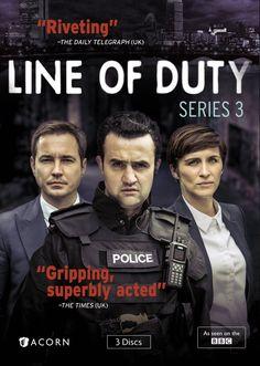Line Of Duty: Series 3 (DVD)