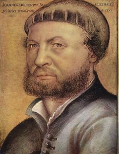 Self Portrait (Hans Holbein the Younger)