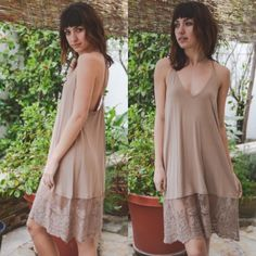 📣LAST CALL T-Back Midi Slip - Mocha How to BUY, you can now purchase this listing directly-please select your size from the size menu to purchase. Thank you😊  Product Description: T-Back Midi Lace Slip. 90% Viscose 10% Spandex.   Fit: Small (0-4) Medium (6-8) Large (10-12)  Shipping: Ships within 1-2 business days.  Terms: Final sale. Price Firm. 10% off bundles. No trades. No holds. We offer our lowest and best prices upfront. @closetchelle Intimates & Sleepwear Chemises & Slips