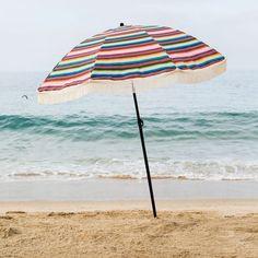 Summer days with our Las Brisas Beach Brella// Luxury Lifestyle Umbrellas    #beachbrella #beachumbrella #beachdecor #beach #lagunabeach #beachaccessories #family #uvprotection  #summer #sunprotection #sunscreen #umbrella