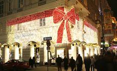 Be a standout with innovative lighting thiis holiday season. #decor #holidays #Christmas #LED #bright