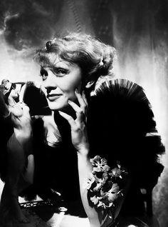 Marlene Dietrich by Cecil Beaton, 1935
