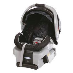 Amazon.com: Graco SnugRide 30 Infant Car Seat, Metropolis: Baby