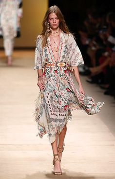 By Biombo | Nuevas Tendencias Verano 2015 vestido de Etro