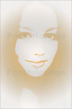 Emotion-Art - Portrait einer jungen Frau