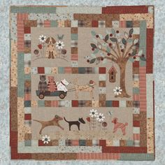 Shop | Category: Patterns - BOM | Product: A Dog's Life