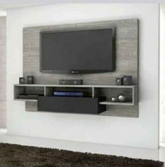 50 cool tv stand designs for your home tv stand ideas diy, tv stand ideas for living room, tv stand ideas bedroom, tv stand ideas black, tv stand ideas Build A Tv Stand, Diy Tv Stand, Bedroom Tv Stand, Tv In Bedroom, Ikea Bedroom, Bedroom Ideas, Bedroom Black, Tv Cabinet Ikea, Pallet Entertainment Centers