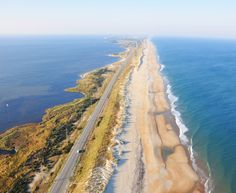 Highway 12 in North Carolina is an unforgettable drive, winding past sand dunes, landmark lighthouses, and historic villages.
