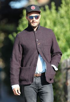 Jamie Dornan Life: New Pictures of Jamie in London Today