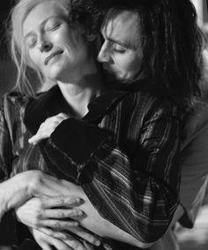 tilda swinton and tom hiddleston - only lovers left alive