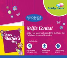 Participate in FeviArt mother days contest and win exciting prizes  http://gettopdeals.blogspot.in/2014/05/participate-in-feviart-mother-days.html