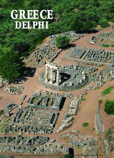 Delphi Greece www. Mykonos, Delphi Greece, Holiday Places, Paradise On Earth, European Tour, Thessaloniki, Island Beach, Ancient Greece, Greece Travel