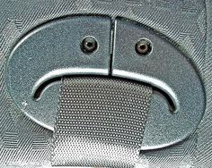 Smelly Funny: Funny objects with faces ︵ www.pinterest.com/WhoLoves/Sad-Face ︵ #sadface