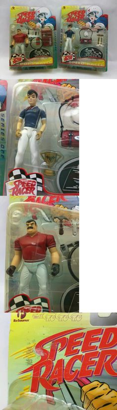 Speed Racer 19244: Speed Racer Figure And Pops Racer Series One Resaurus New 1999 *See Description* -> BUY IT NOW ONLY: $44.99 on eBay!