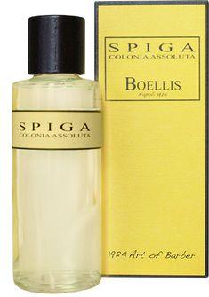 Boellis Spiga Eau de Cologne by 250ml Fragrance)