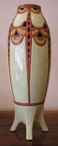 Catteau Rocket Vase