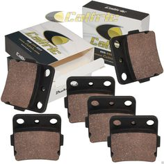 Cool great toyota premium rear brake pads for toyota rav4 2006 awesome great brake pads fits honda trx400ex trx 400 x sportrax 2001 2008 front rear fandeluxe Choice Image