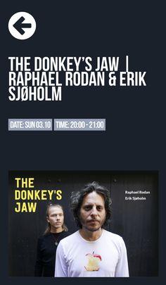Kinds Of Story, The Donkey, Storytelling, Amsterdam