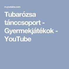 Tubarózsa tánccsoport - Gyermekjátékok - YouTube Youtube, Folk, Popular, Forks, Folk Music, Youtubers, Youtube Movies