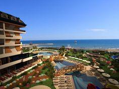 Hotel Adalya Ocean w Side.  Zobacz terminy i ceny: http://www.traveliada.pl/wczasy/hid,18614/