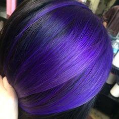 Pravana violet blue