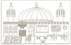 http://www.freewebs.com/coursarabeislam/photos/coloriage-mosques/colouring-book-masjid.JPG