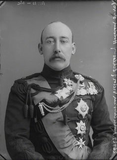Prince Christian of Schleswich Holstein