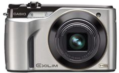 Casio EX-FH100 10.1MP High Speed Digital Camera with 10x Ultra Wide Angle Zoom with CMOS Shift Image Stabilization and 3.0 inch LCD Silver