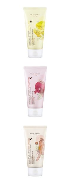 Skin Care :: Cleansing :: All Cleansing :: [Nature Republic] Oriental Garden Cleansing Cream -