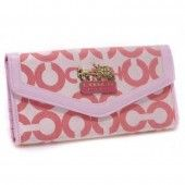 Purse Coach Madison Op Art Shantung Slim Envelop Purse Pink U08017 $58.99 http://www.coachstyles.com/