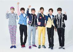 #kpop #BAP #Yongguk #Himchan #Daehyun #Youngjae #Jongup #Zelo