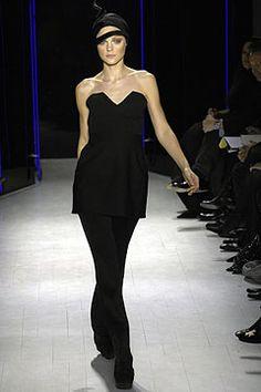 Donna Karan Fall 2007 Ready-to-Wear Collection