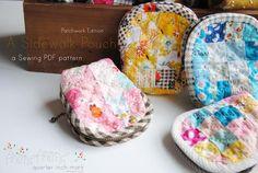 A Sidewalk Pouch Sewing Pattern | Craftsy