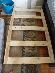 no one thought to wonder: Trundle Bed
