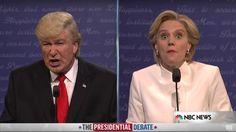 SNL's Trump 'Has Best Baldwin Brother, Stephen' (VIDEO) #Entertainment #News